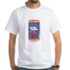 Wahoo Punch- Mens T-Shirt (White)