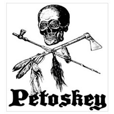 Petoskey Pirate by C.Psenka 2 Poster