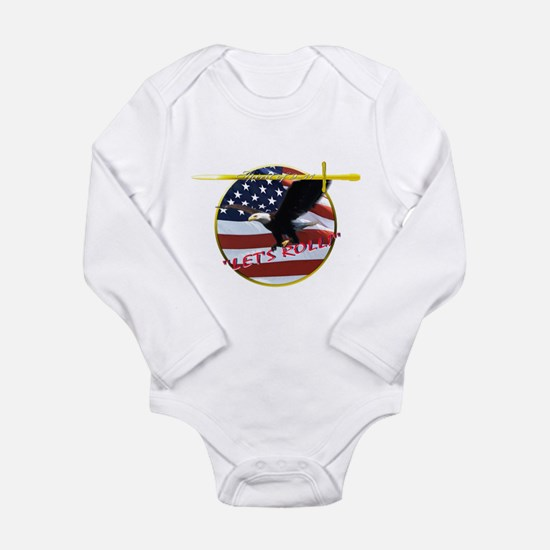 9-11 Long Sleeve Infant Bodysuit
