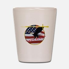 9-11 Shot Glass