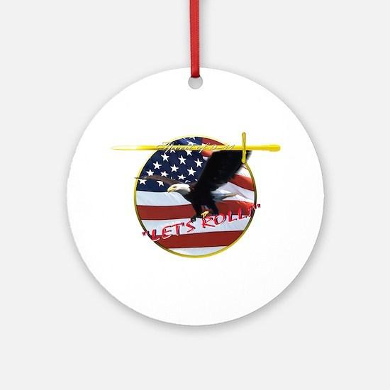 9-11 Ornament (Round)