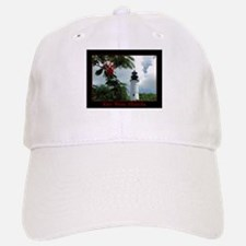 Key West Lighthouse Baseball Baseball Cap