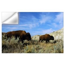 ND BADLANDS 0286 Wall Decal