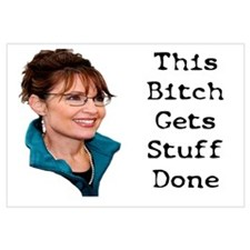 Palin Gets Stuff Done
