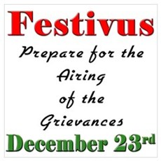 Festivus Airing Poster