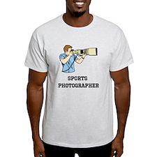 Sports Photographer T-Shirt