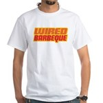 WiredBarbeque White T-Shirt