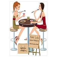 Seminole Sushi Girls
