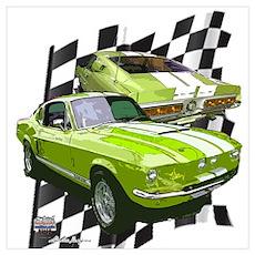GT500 KR Poster
