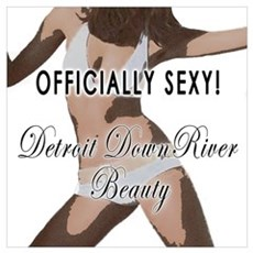 Detroit Downriver Beauties TS Poster