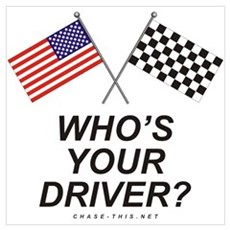 Who's Your Driver Poster