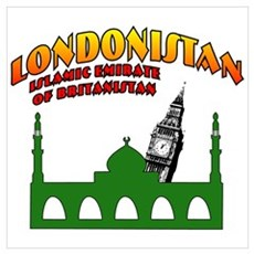 Londonistan Poster