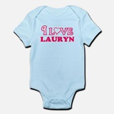 I Love Lauryn Body Suit