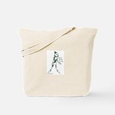 Prima Donna of Italy Tote Bag
