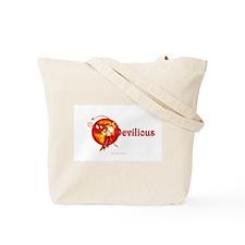 Devilious Tote Bag