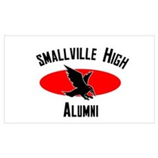 Smallville High Alumni Poster