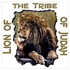 Lion of Judah 11 Poster