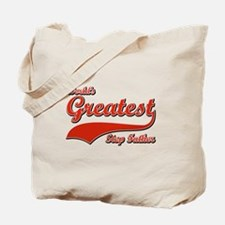 World's greatest Step father Tote Bag