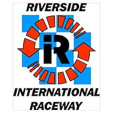 Riverside International Racew Poster