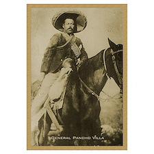 Pancho Villa Print
