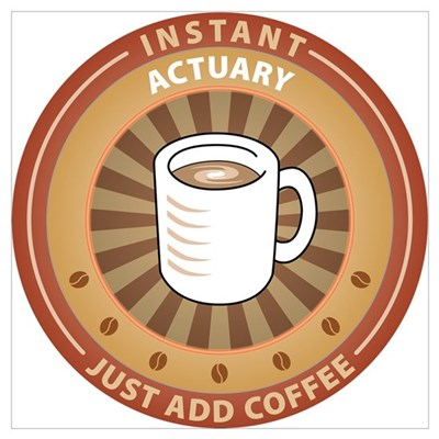 Instant Actuary Poster