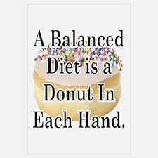 Balanced Donut