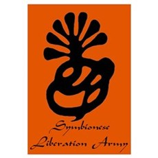 Symbionese Liberation Army Poster