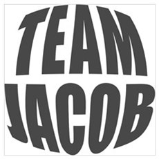 Team Jacob Poster