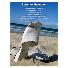 Extreme Makeover - Framed Poster