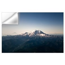 Three Peaks of Washington Wall Decal