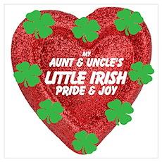 Irish Pride & Joy/Aunt/Uncle Poster