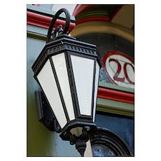 20 Lamp Poster