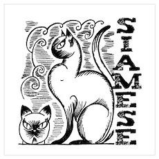 Siamese Poster