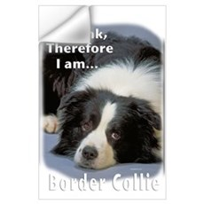 Border Collie-3 Wall Decal