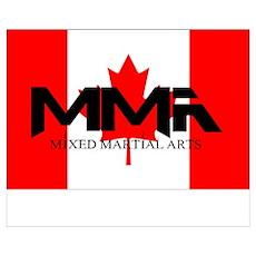 MMA Canada Poster