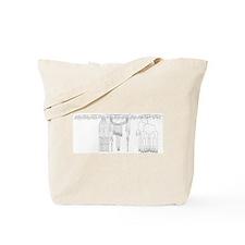 C. elegans Lineage Tote Bag