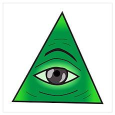 Illuminati Society Poster
