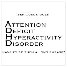 ADHD Poster