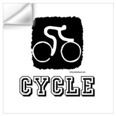CYCLE Wall Decal
