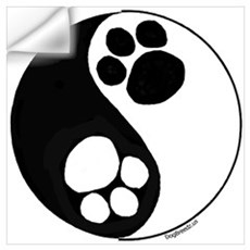 Tao of Dog Wall Decal