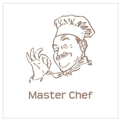 Master Chef Poster