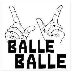 Balle Balle Poster