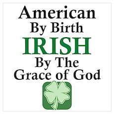 Irish-Grace Of God Poster