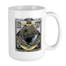US Navy SWCC USN Mug