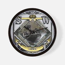 US Navy SWCC USN Wall Clock