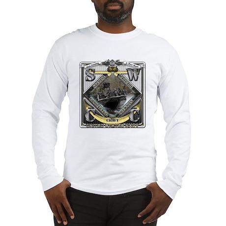 US Navy SWCC USN Long Sleeve T-Shirt