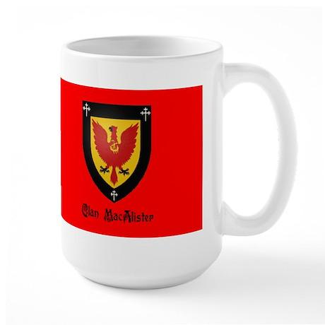 Clan MacAlister Large Mug