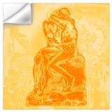 Rodin the thinker Wall Decals