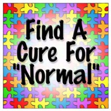 Cure Normal Poster