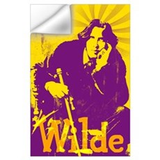 Oscar Wilde Wall Decal